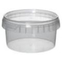 Tamper Evident Tub Lid 125ml