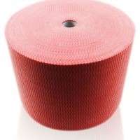 Wipes On A Roll Jumbo (250mmx400mm) - Red