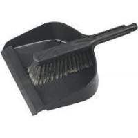Jumbo Brush With Dustpan