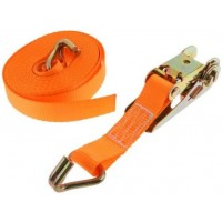 Web 25mm Com (5mt) Orng Tie Down 1pc Orange